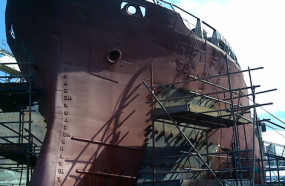 Building and Repairing Vessels & Structures